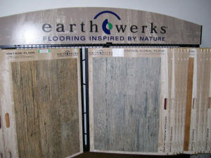 earth werks, Flooring Inspired by Nature